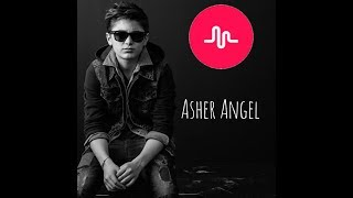 Asher Angel musical.ly compilation funny ones