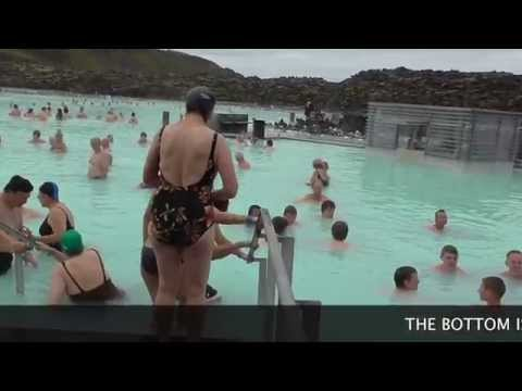 The Popular and Astonishing Blue Lagoon in Iceland