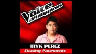 Myk Perez - Chasing Pavements