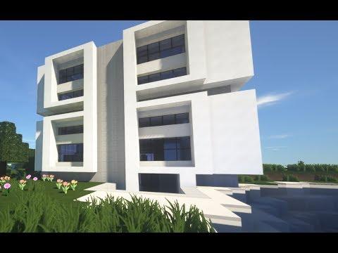 Build It(Minecraft Lake House (TimeLaps)