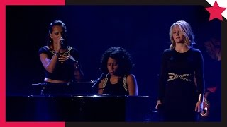Veneranda, Selina und Alena: Ja von Silbermond - Popstars