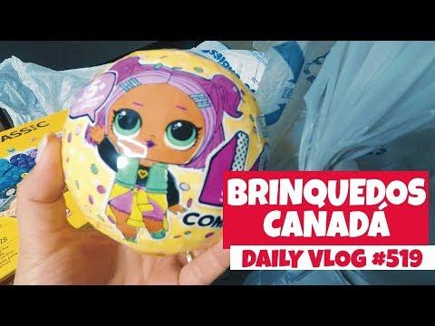 Loja de brinquedos em Toronto   DAILY VLOG #519