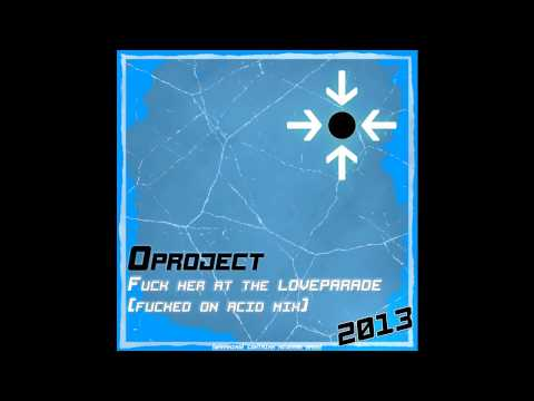 Da Hool - Met Her At The Loveparade (Oproject bootleg)
