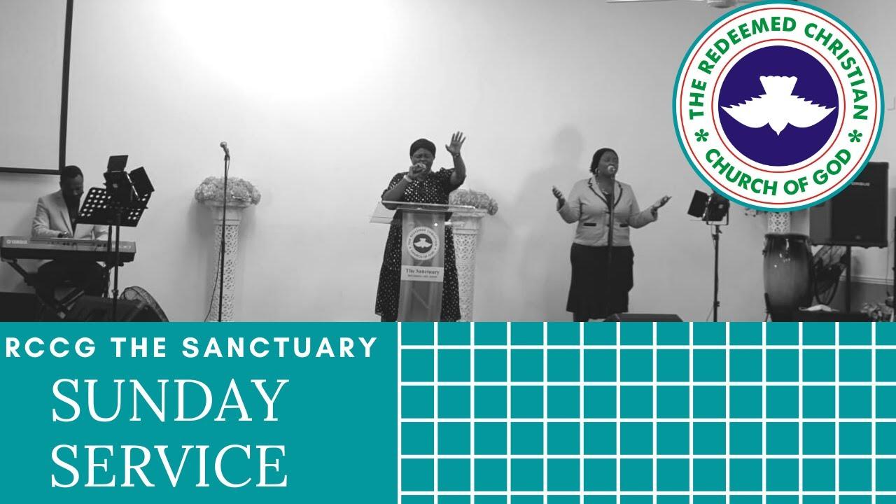 Sunday Service   RCCG The Sanctuary - 20/06/2021
