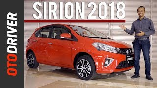 Daihatsu Sirion 2018 | First Impression Indonesia | OtoDriver