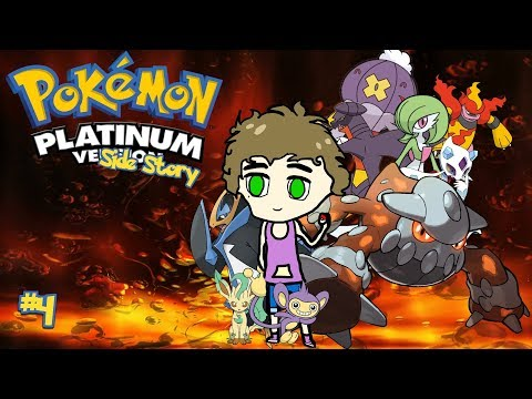 SS#4- Turnback Cave (Let's Play Pokemon Platinum)