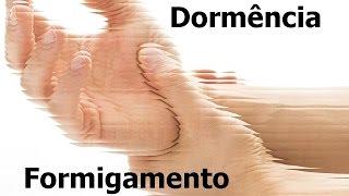 Braço dor constante na direita e minha mão