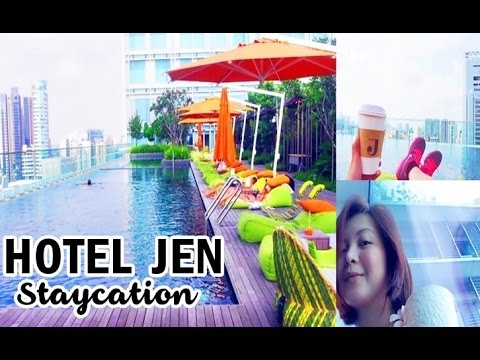 HOTEL JEN SINGAPORE STAYCATION ❤TheWickeRmoss