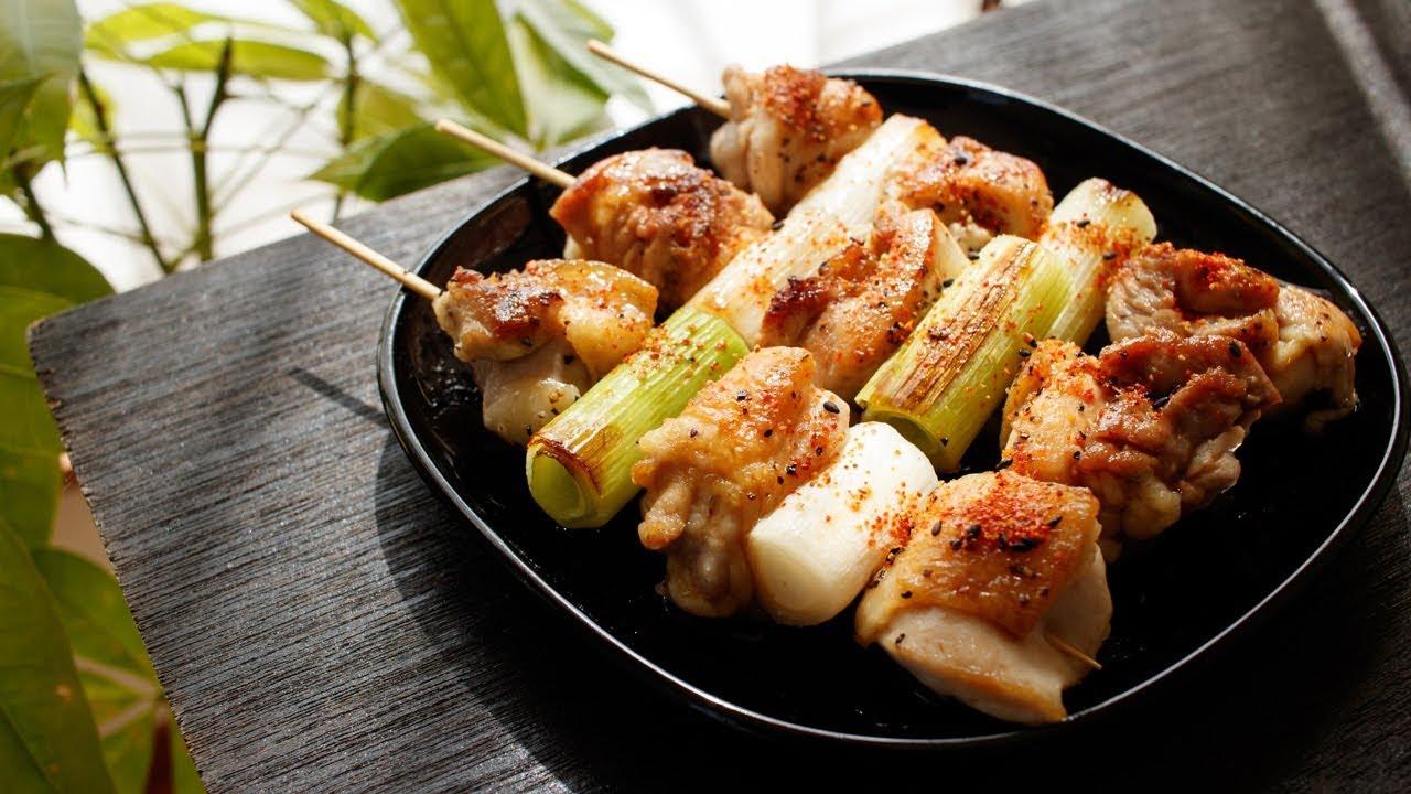 フライパンでジューシーな焼き鳥を作る 4つのポイント 焼き方 たれ 食の贅沢 Food Luxury