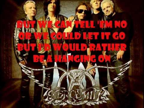 Aerosmith – Livin' on the Edge Lyrics | Genius Lyrics