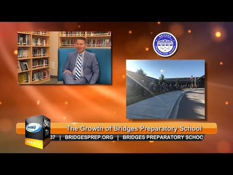 843TV | Gary McCulloch: The Growth of Bridges Preparatory School | November 2020 | WHHITV