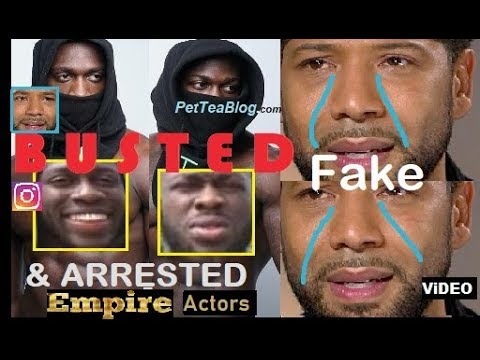 Jussie Smollett Hired his 2 Actor Friends to Stage FAKE Hate Attack to Revive Career 👀 ViDEO
