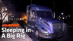 Big Rig Sleeping Is Better Than You Think | Time for Trucks Extra