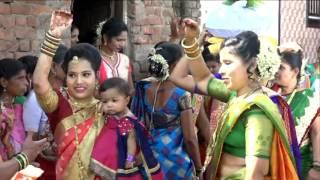 aagri engagement prasad sandhya nawade