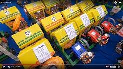 All type Spray pump with price S RAJA company in PAU exhibition Lidhiana