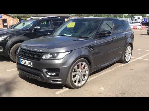 New Project Car - Crash Repaired Range Rover L494 5.0L Supercharged - Its Mental !
