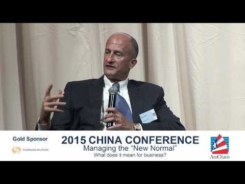 China Conference 2015 - New Strategies for the New Normal