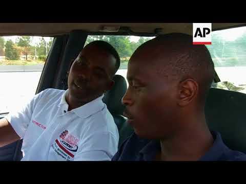 Extreme motorsport inspired by apartheid-era gangsters