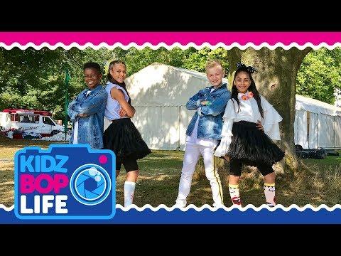 KIDZ BOP Life UK: Vlog #7  CBBC Summer Social