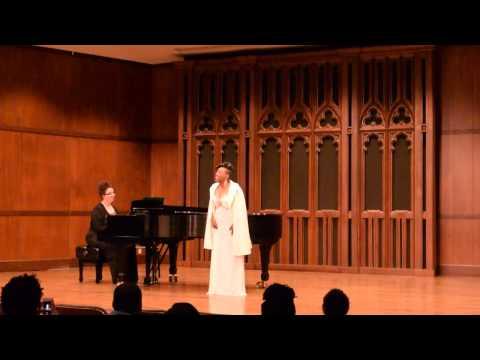 Erica's Recital