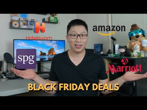 Black Friday Travel Deals: Save On Hotels And Flights