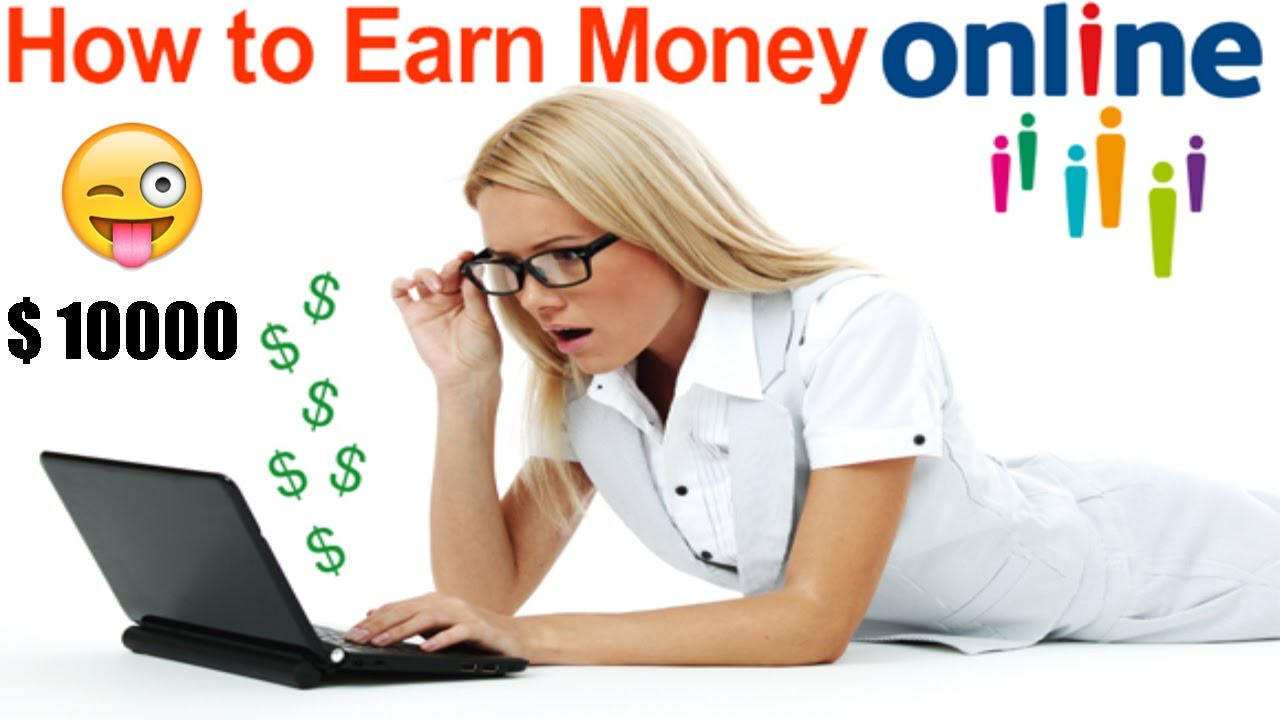 click earn money how to earn money from pay per click website youtube 8471