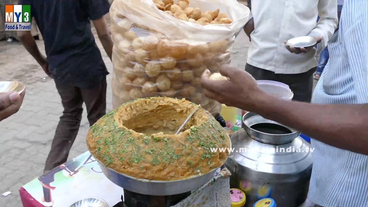 Street Food In Puri