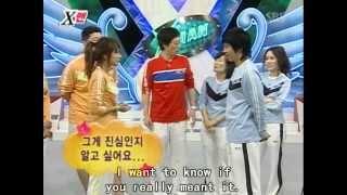 dangyunhaji of course chae yeon vs brian to lee seung gi