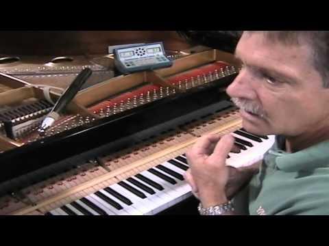 Piano Tuning, Mechanics, & Service