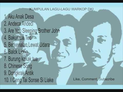 Kumpulan Lagu-lagu Warkop DKI