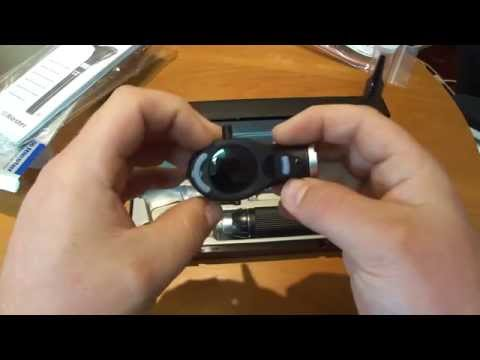 Unboxing ri-scope L3 Riester