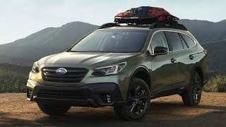 2020 Subaru Outback - FIRST LOOK !