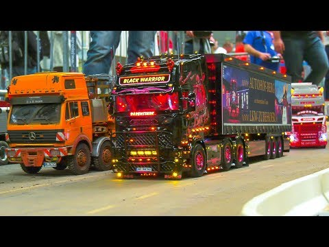 MEGA RC TRUCKS, RC MACHINES, RC EXCAVATOR, RC SHOW TRUCKS, REMOTE CONTROL ACTION!!