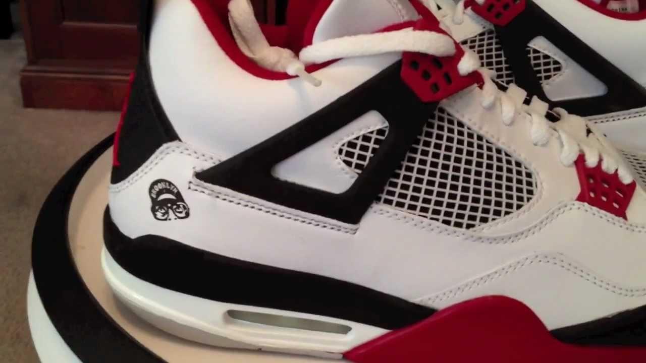 Air Jordan 4 Mars Blackmon Fausses Nouvelles
