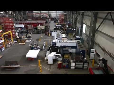 NSA Industries Tour