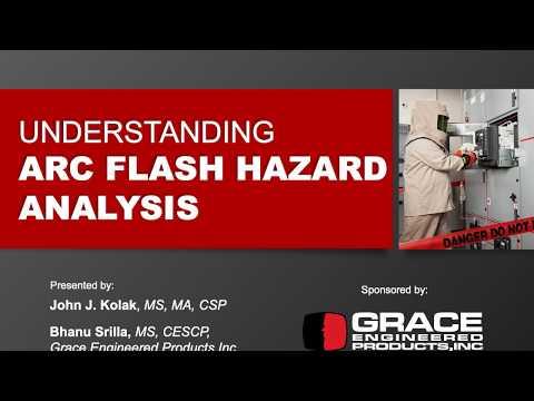 Webinar - Understanding Arc Flash Hazard Analysis