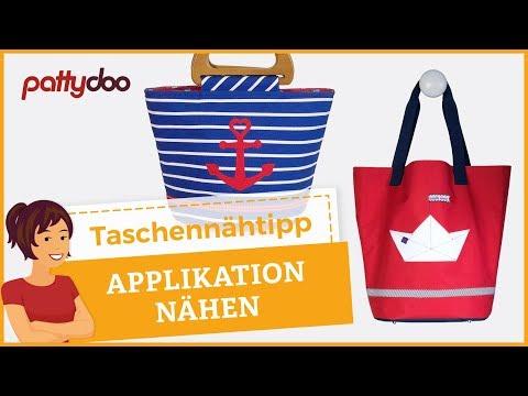 taschen-nähen-10:-applikation-aus-stoff-oder-kunstleder-aufnähen/applizieren