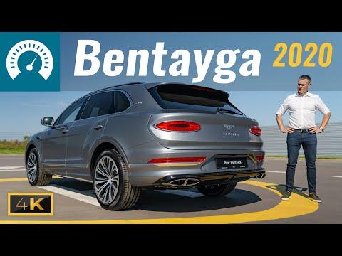 Bentley Bentayga 1-е поколение (рестайлинг) Кроссовер