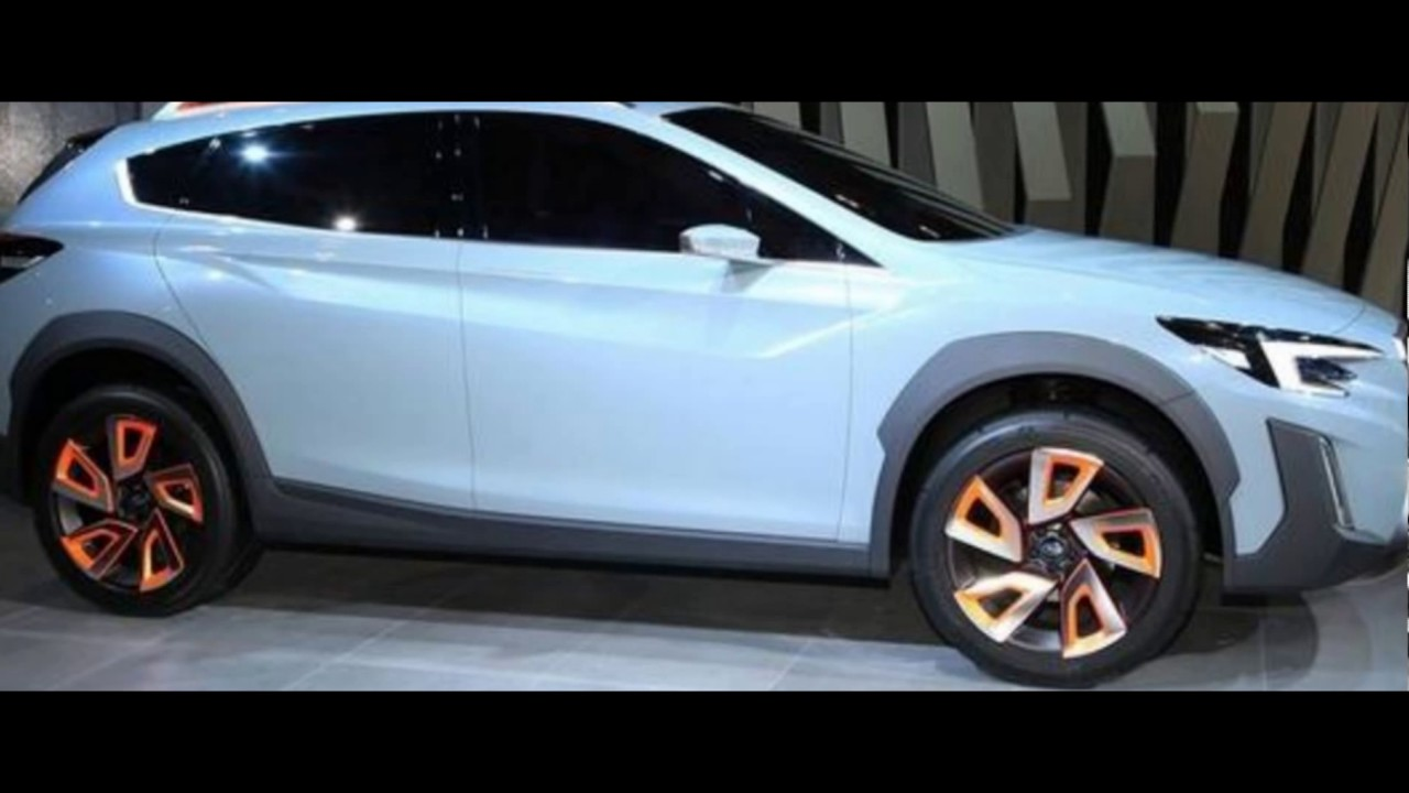 2018 All New Subaru Crosstrek Hybrid Youtube