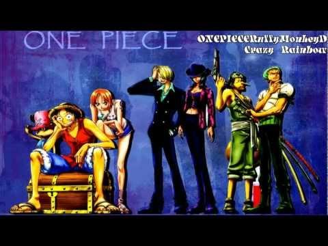 One Piece Nightcore - Crazy Rainbow (Opening 8)