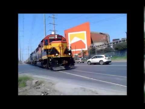 El Tren en Monterrey