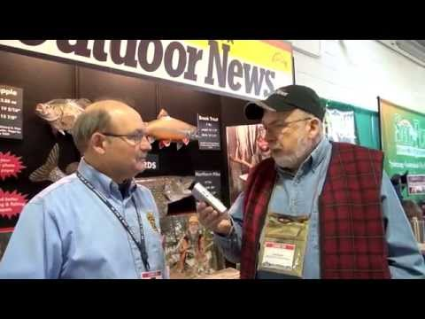 PFBC Executive Director John Arway interviewed by Tom Austin of PA Outdoor News