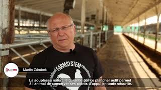 MAGELLAN - Le plancher actif de la nouvelle génération pour le bétail