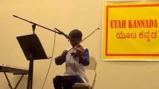 Download Hindi Video Songs - Akash Violin Solo   Neera Bittu