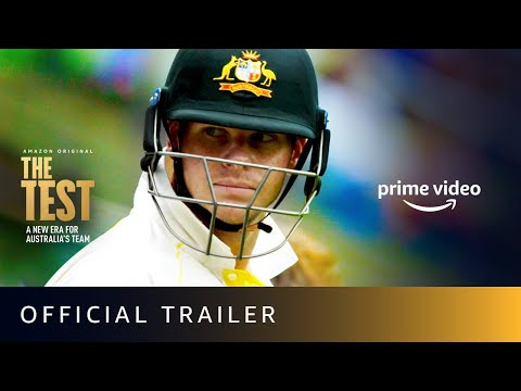 The Test: A New Era For Australia's Team | Official Trailer | New Series 2020 | Amazon Prime Video