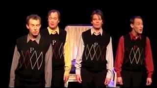 Mezzo Macho zingt Drs. P : De Commensaal (2004) A Capella