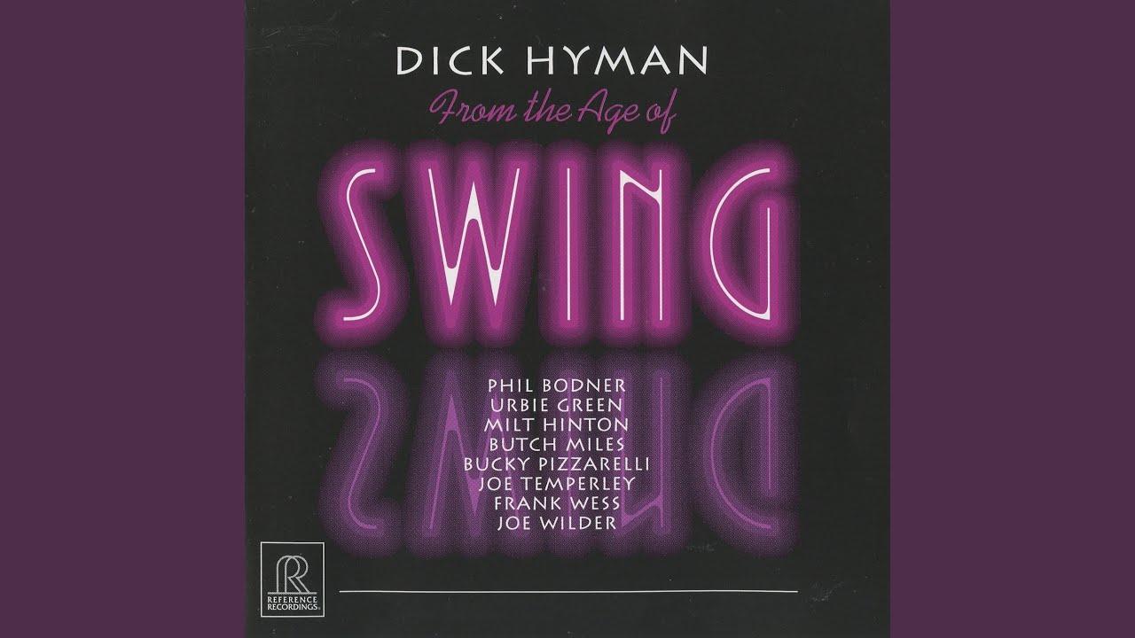 Dick hyman ken peplowski counterpoint lerner loewe the syncopated times