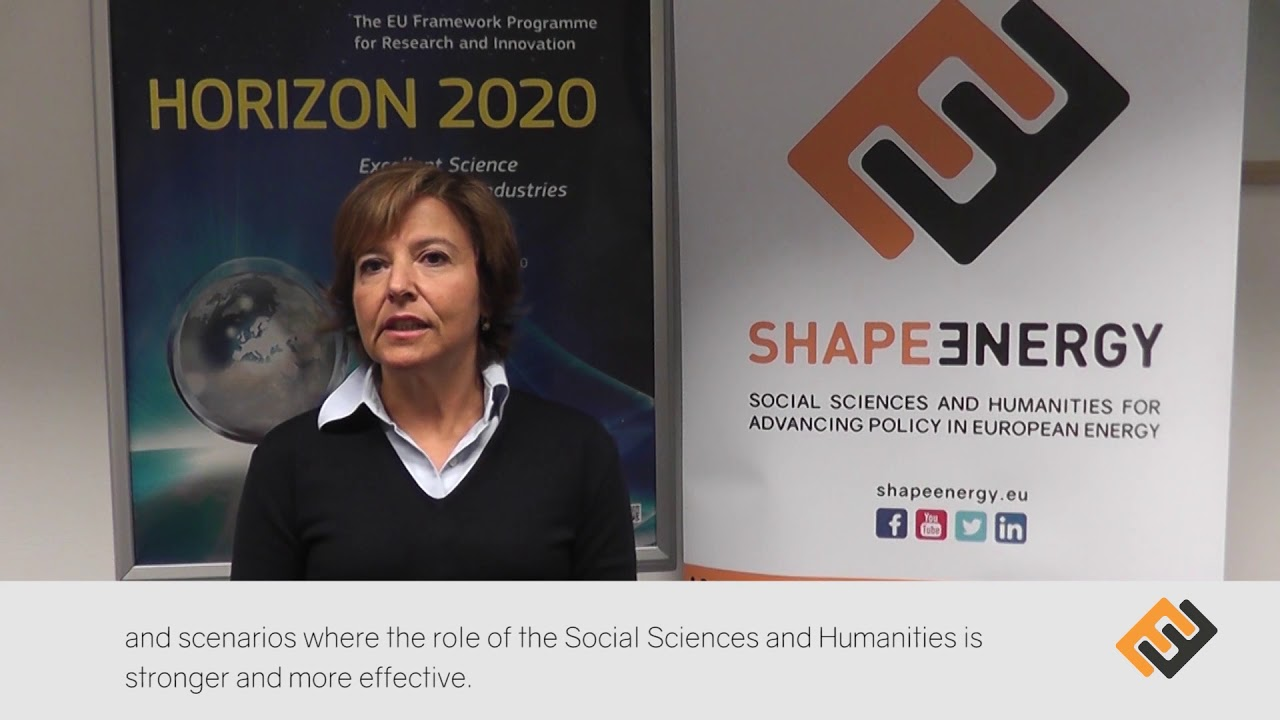 SHAPE ENERGY Sandpits for H2020 and FP9 interdisciplinary projects