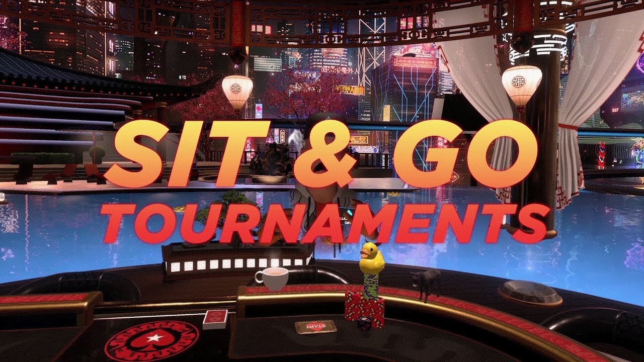 PokerStars VR - Sit and Go Update