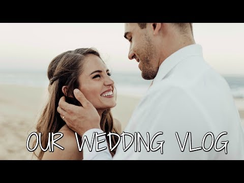 Steve + Taylor  Our Wedding Vlog